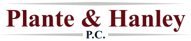 Plante & Hanley Vermont Personal Injury and Commercial Litigation attorneys logo